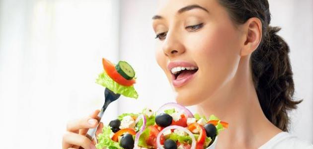 صورة جديد نظام غذائي صحي لزيادة الوزن