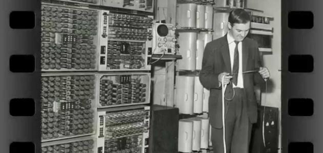 صورة جديد أول كمبيوتر صنع في العالم