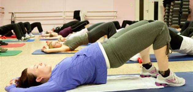 صورة جديد تمارين لتقوية عضلات الحوض
