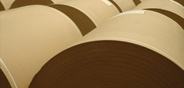 صورة جديد صناعة الورق من قش الارز