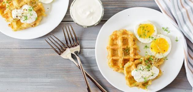 صورة جديد كم سعراً حرارياً في البيضة المسلوقة