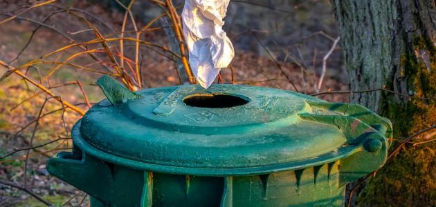صورة جديد بحث عن تدوير النفايات