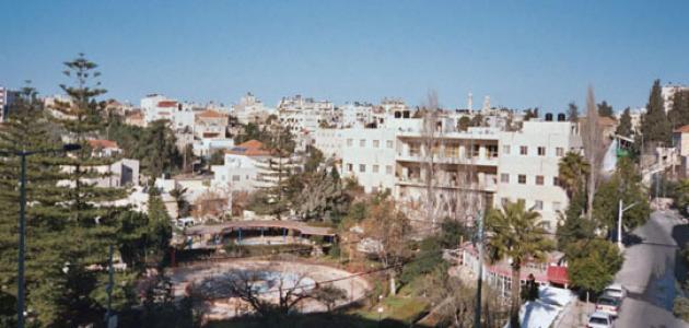 صورة جديد موقع مدينة رام الله