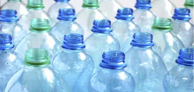 صورة جديد استخدام الزجاجات البلاستيك الفارغة