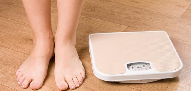 صورة جديد كيفية الحصول على الوزن المثالي