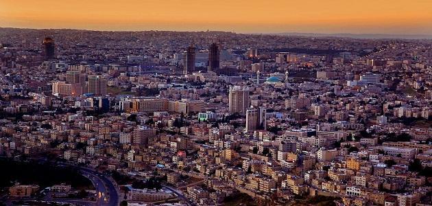 صورة جديد توزيع السكان في الأردن