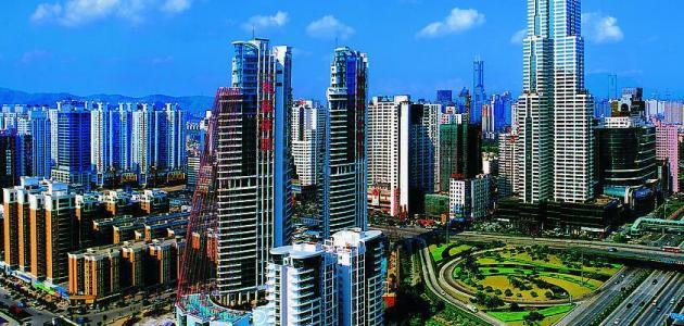 صورة جديد مدن الصين