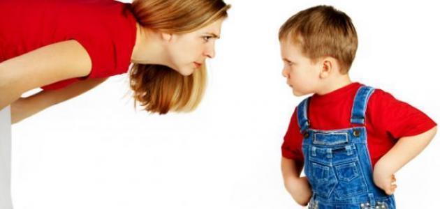 صورة جديد طرق العقاب السليمة للأطفال