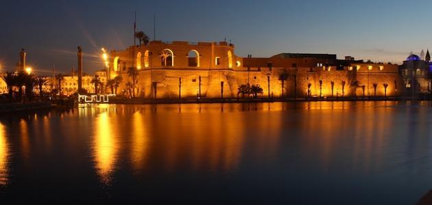 صورة جديد معالم ليبيا السياحية
