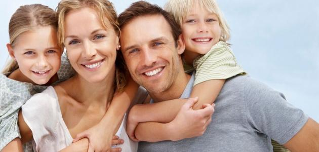 صورة جديد موضوع تعبير عن العائلة