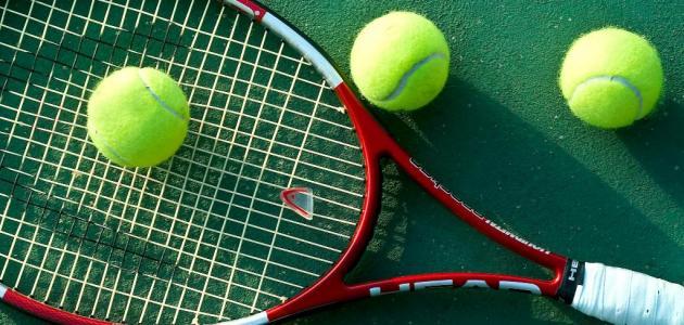 صورة جديد قوانين لعبة التنس الأرضي