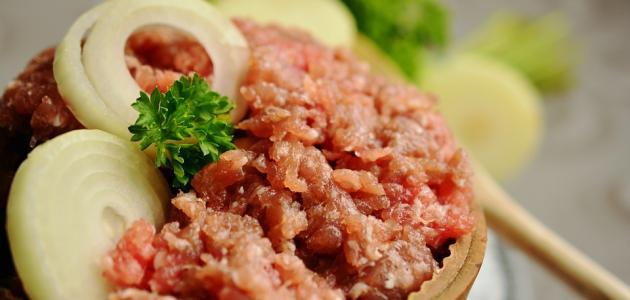 صورة جديد طريقة طهي اللحم المفروم