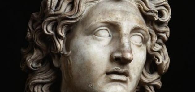 صورة جديد أين توفي الإسكندر الأكبر