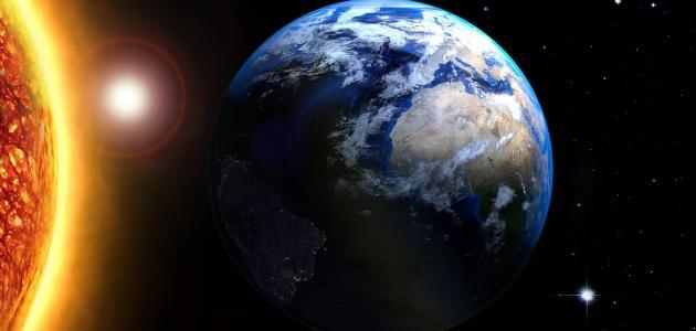 صورة جديد بحث عن دوران الأرض حول الشمس