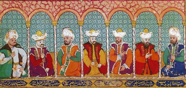 صورة جديد بحث عن تاريخ الدولة العثمانية