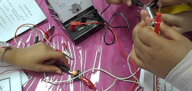 صورة جديد قوانين شدة التيار الكهربائي
