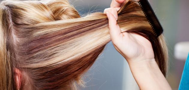 صورة جديد أنواع بروتين الشعر