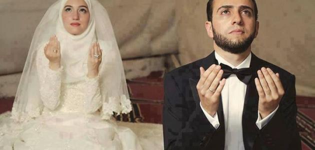 صورة جديد سنن ليلة الزفاف