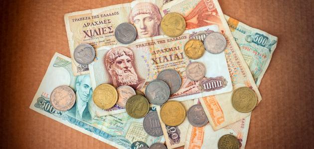 صورة جديد ما عملة اليونان قبل اليورو