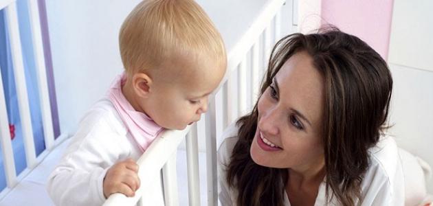 صورة جديد كيف أجعل طفلي يتكلم