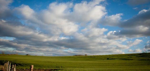 صورة جديد لماذا نرى لون السماء أزرق