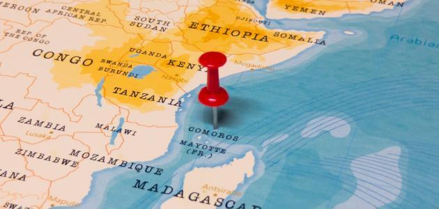صورة جديد معلومات عن جمهورية جزر القمر