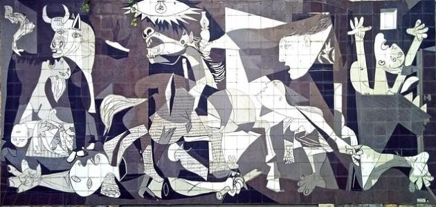 صورة جديد أهم أعمال الفنان بابلو بيكاسو