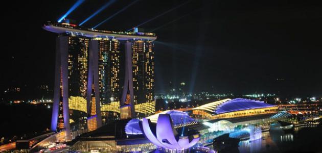 صورة جديد أهم الأماكن السياحية في سنغافورة