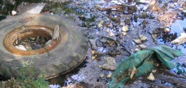 صورة جديد بحث عن تلوث التربة