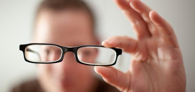 صورة جديد أعراض قصر النظر