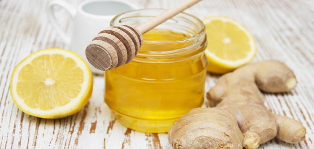 صورة جديد فوائد وضع مزيج العسل والزنجبيل على السرة