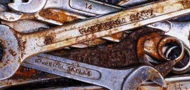 صورة جديد إزالة الصدأ من الحديد