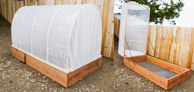 صورة جديد كيف تصنع بيتاً بلاستيكياً