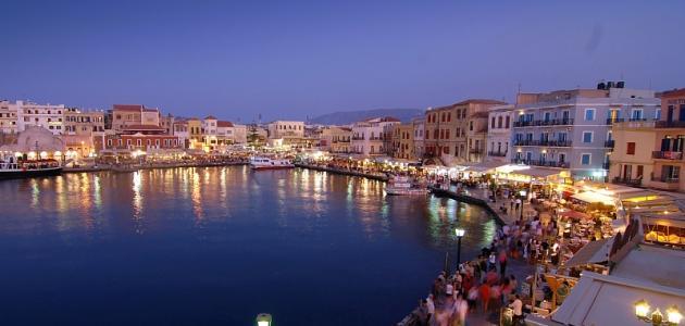صورة جديد مدينة خانيا اليونانية