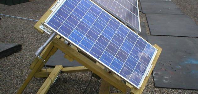 صورة جديد كيفية صناعة الواح الطاقة الشمسية
