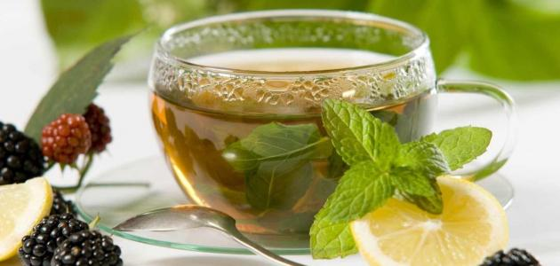 صورة جديد فوائد شرب الشاي الأخضر قبل النوم