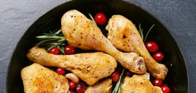 صورة جديد طرق طبخ فخذ الدجاج