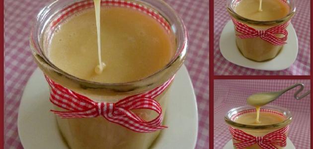 صورة جديد طريقة صنع حليب مكثف محلى