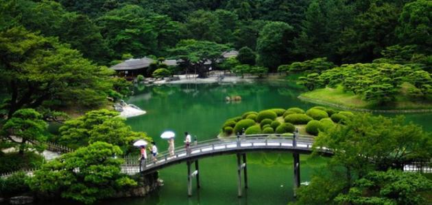صورة جديد الطبيعة في اليابان