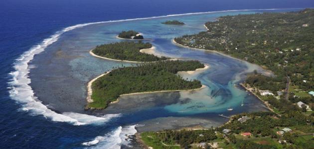 صورة جديد أين تقع أوقيانوسيا