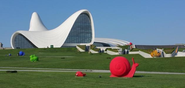 صورة جديد أسماء مدن في أذربيجان