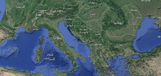 صورة جديد ما هي دول البلقان