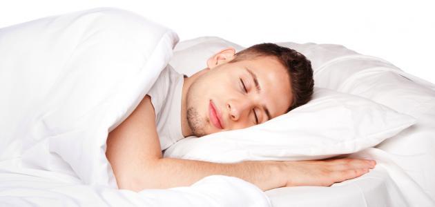 صورة جديد شخصيتك من طريقة نومك