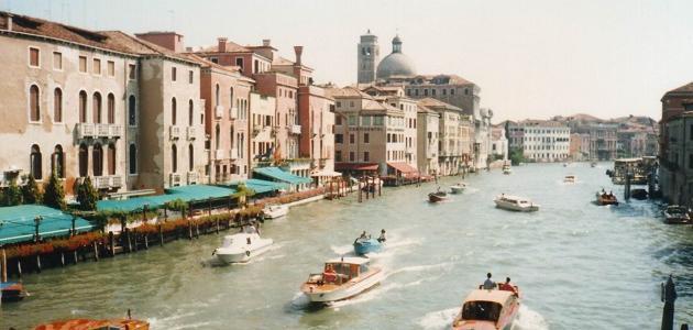 صورة جديد أهم المعالم السياحية في فينيسيا الإيطالية