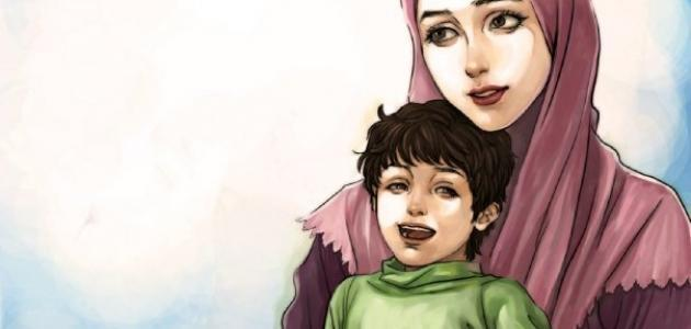 صورة جديد موضوع حول الأم