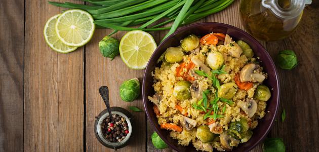 صورة جديد طريقة عمل أكلات ليبية رمضانية