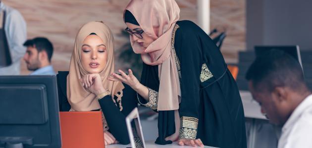 صورة جديد حكم عمل المرأة في الإسلام