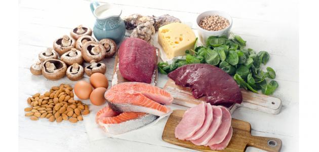 صورة جديد ما هي الأطعمة الغنية بفيتامين ب