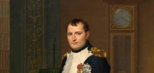 صورة جديد من هو نابليون بونابرت