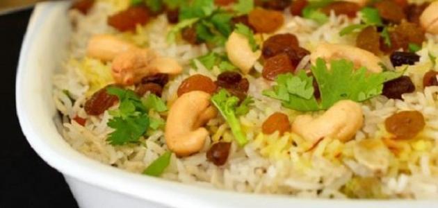صورة جديد عمل الأرز اللبناني بالمكسرات